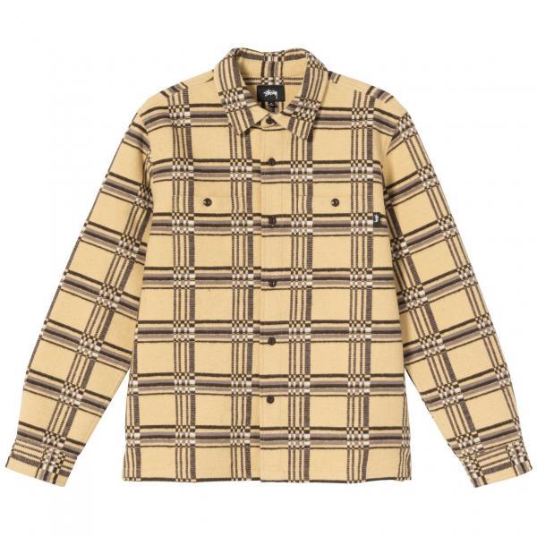Langley Plaid Ls Shirt