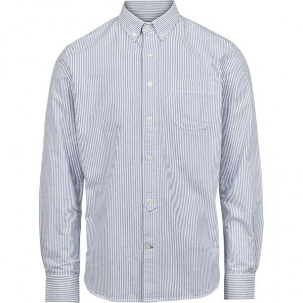 L/S Button Down Oxford Shirt Striped