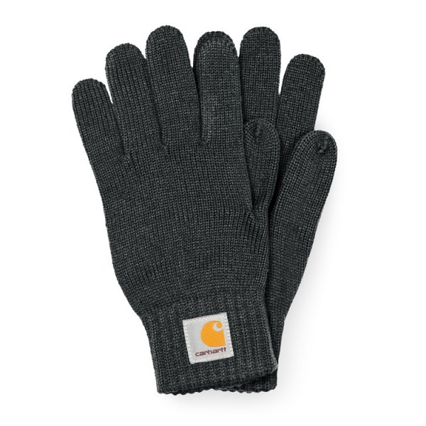 "Carhartt WIP Watch Gloves ""Blacksmith"" I021756"