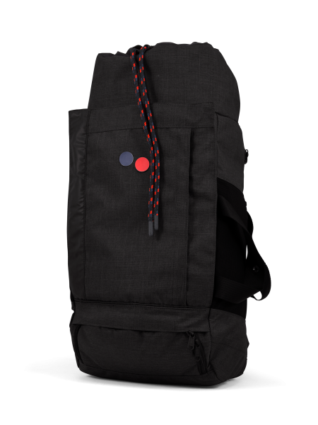 "pinqponq Blok Large Backpack ""Anthracite Melange"" PPC-BLK-006-838A"