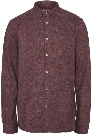 Larch Casual Fit Brused Shirt