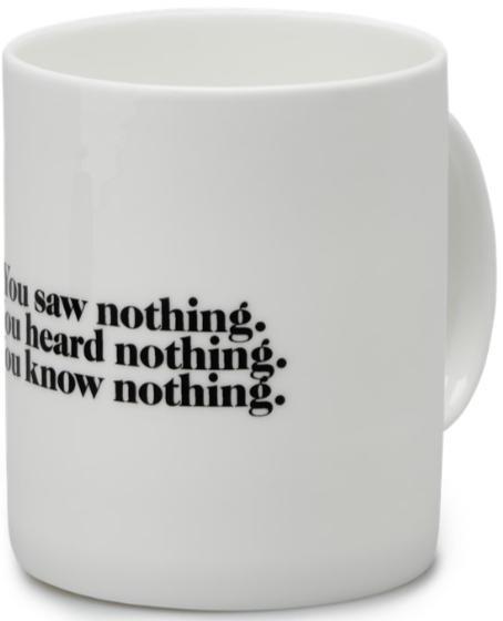 Nothing Mug