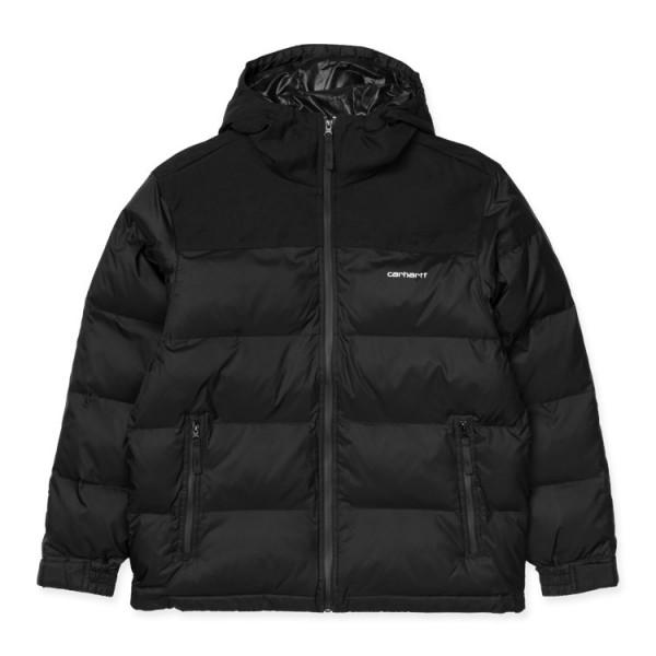 "Carhartt WIP Larsen Jacket ""Black / Black"" I026811"