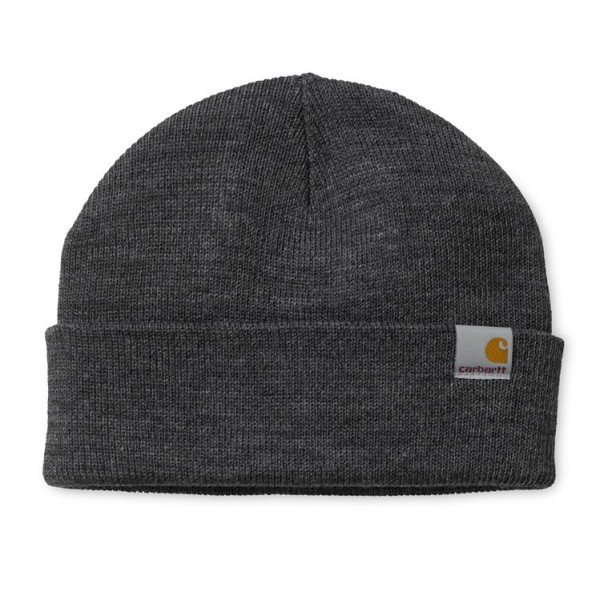 "Carhartt WIP Stratus Hat Low ""Dark Grey Heather"" I025741"