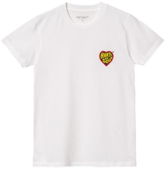 W` S/S Hartt Of Soul T-Shirt